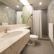 Bathroom. Photograph courtesy of Johann Guasch