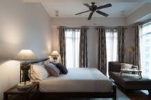Master Bedroom. Photograph courtesy of Johann Guasch