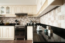 Kitchen. Photograph courtesy of Johann Guasch