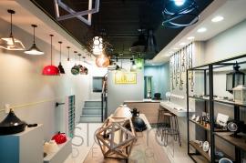 Luxplay Showroom - Interior