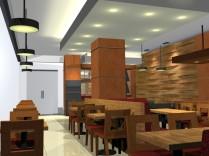 Cafe Design - Dining Area